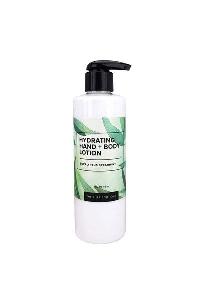 Hydrating Hand & Body Lotion - Eucalyptus Spearmint