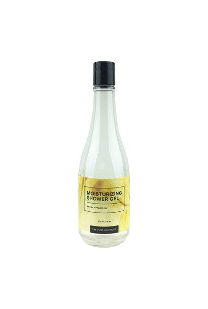Moisturizing Shower Gel - French Vanilla
