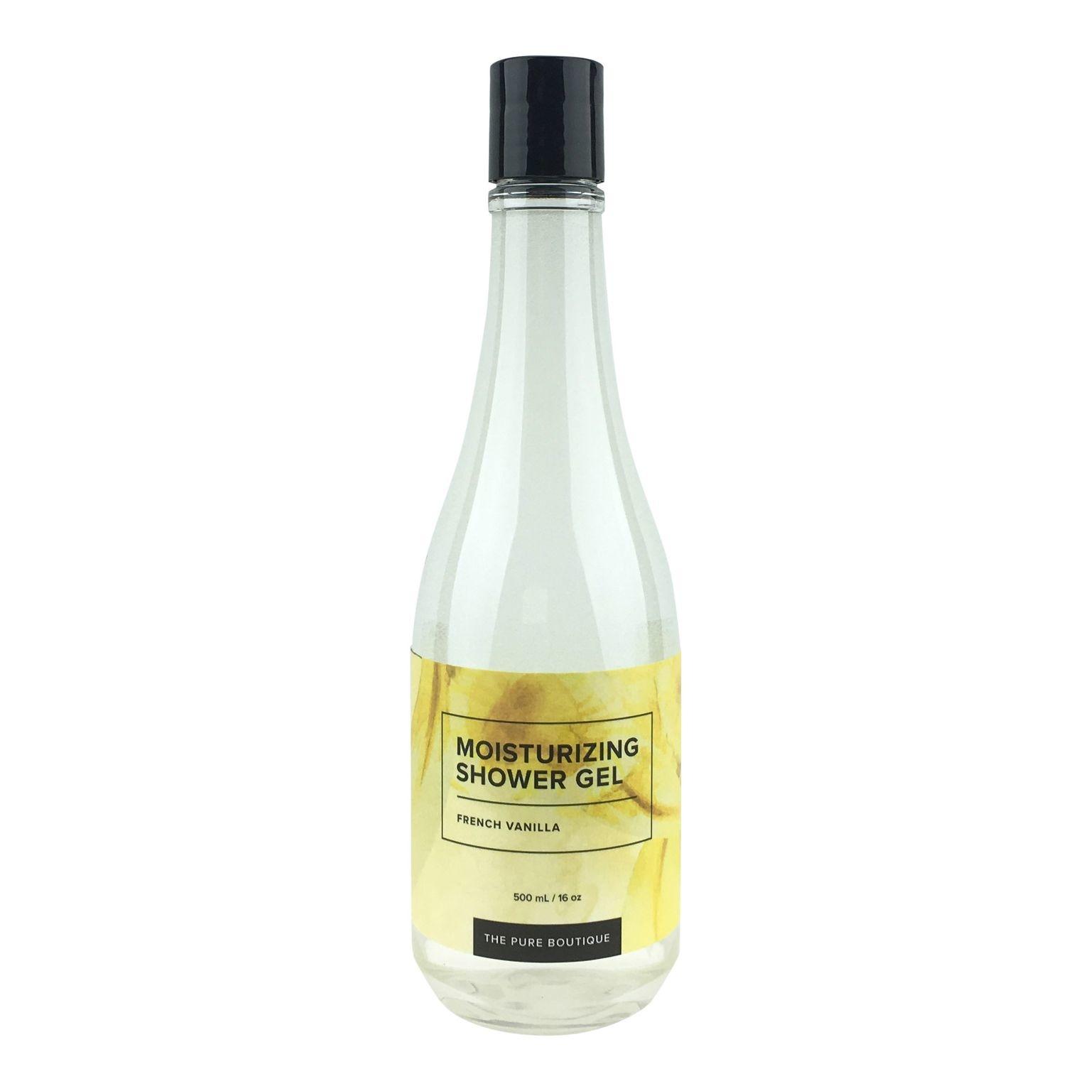 Moisturizing Shower Gel - French Vanilla-1