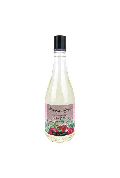 Moisturizing Shower Gel - Pomegranate