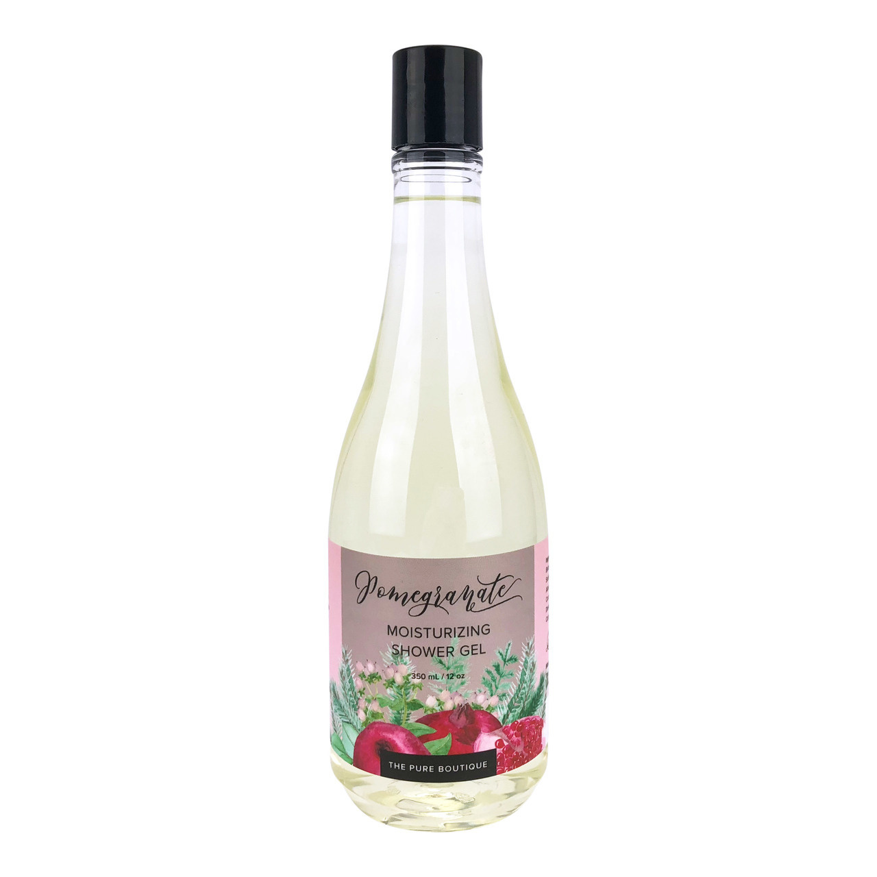 Moisturizing Shower Gel - Pomegranate-1