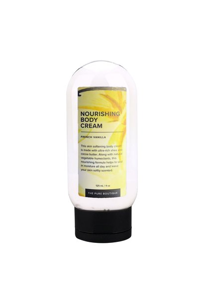 Nourishing Body Cream - French Vanilla