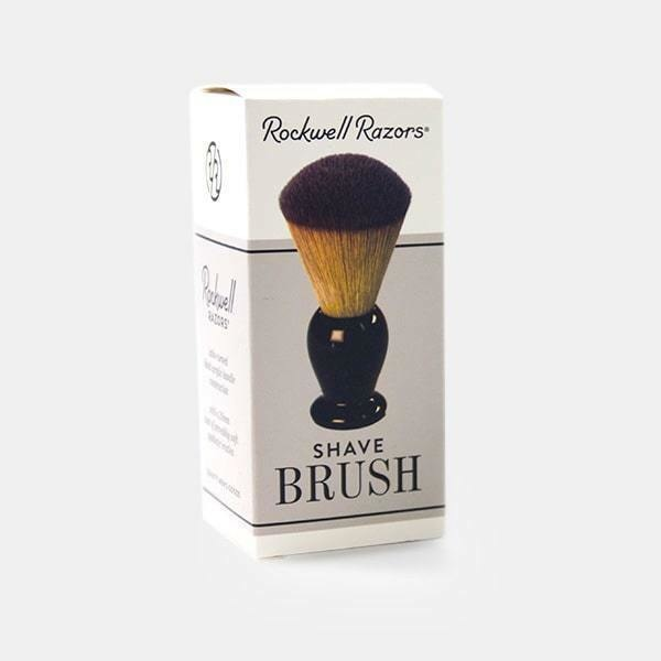 Synthetic Shave Brush-3