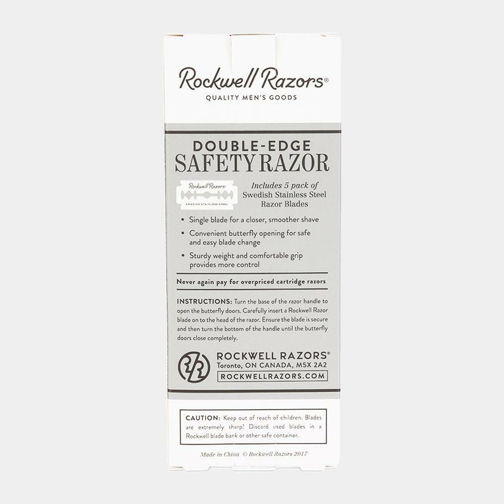 R1 - Double Edge Safety Razor-5