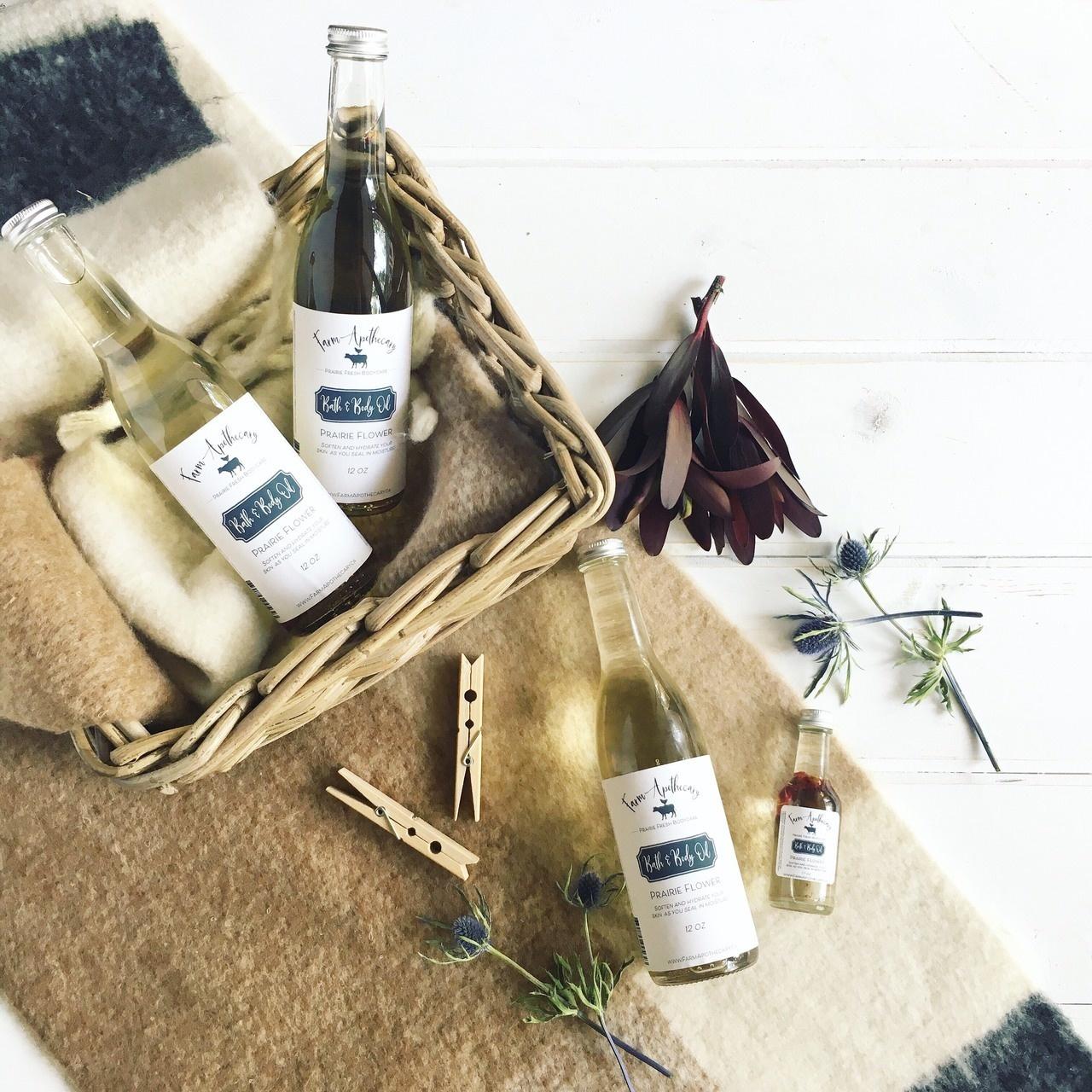 Prairie Flower Bath & Body Oil-2