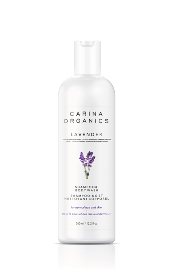 Lavender Shampoo & Body Wash-1