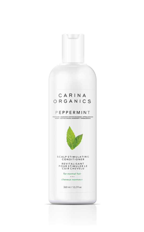 Peppermint Cooling Scalp Stimulating Conditioner-1