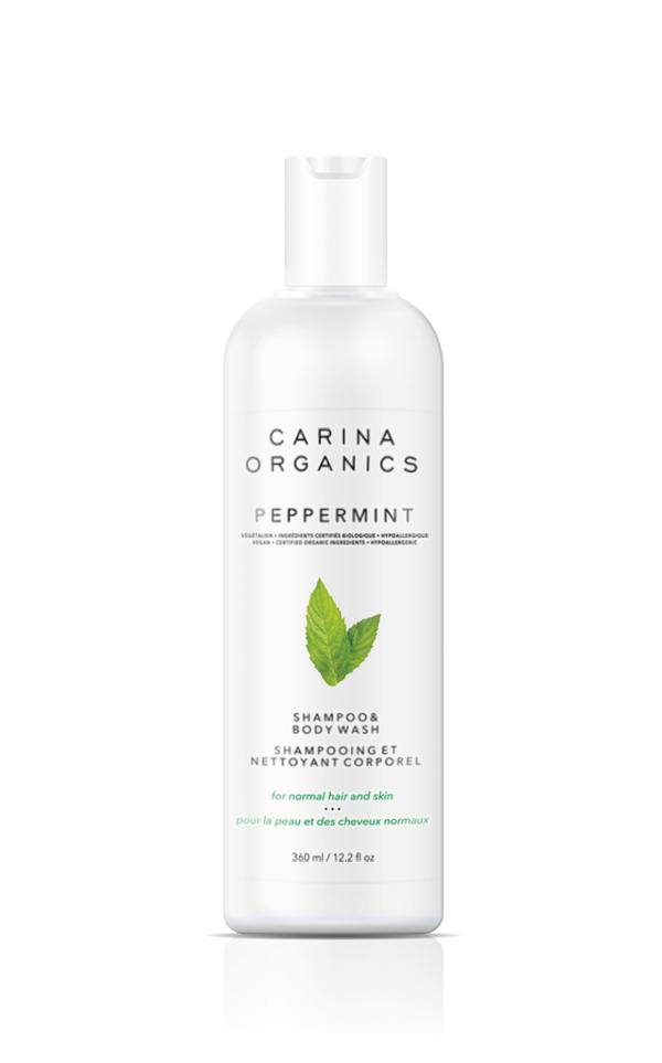 Peppermint Shampoo & Body Wash-1