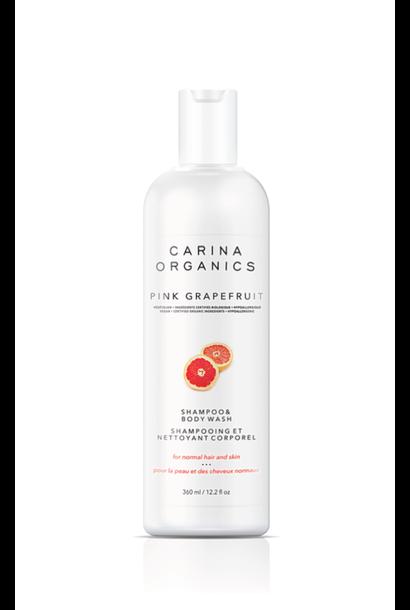 Pink Grapefruit Shampoo & Body Wash