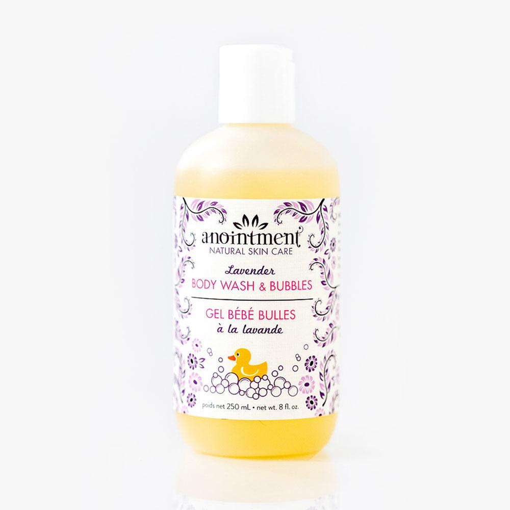 Lavender Body Wash & Bubbles-1