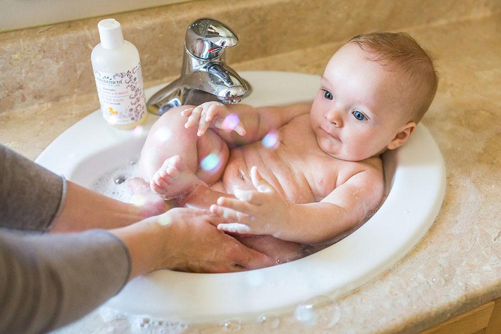 Lavender Body Wash & Bubbles-2