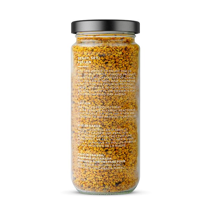 Bee Pollen - 100% Raw-3