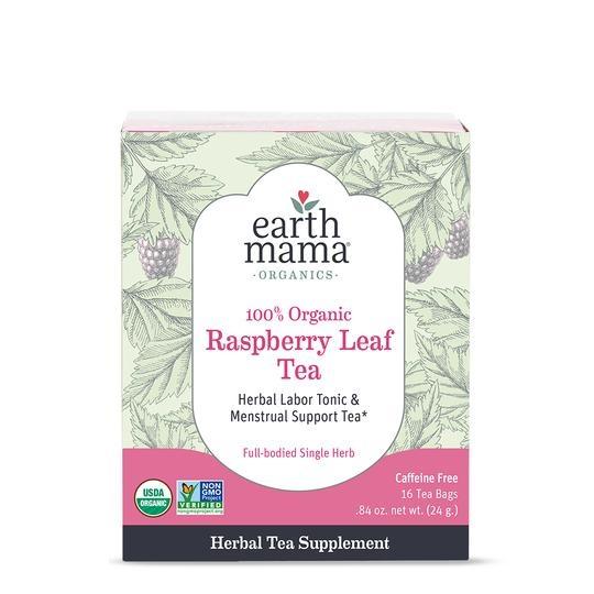 Organic Raspberry Leaf Tea-1