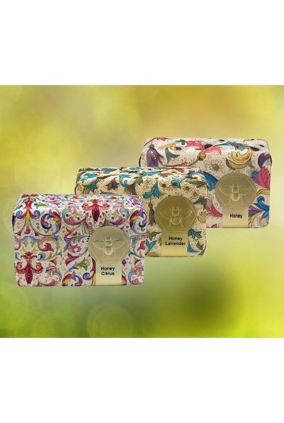 Italian Wrapped Bar Soap