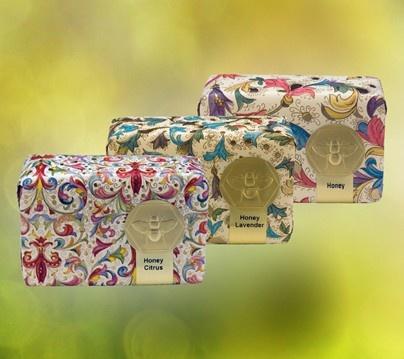Italian Wrapped Bar Soap-1