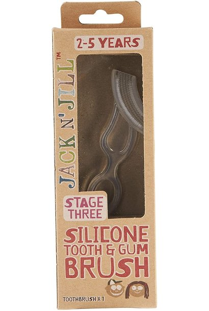 Silicone Tooth & Gum Brush