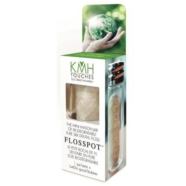 Flosspot (Mini Mason Jar)-1