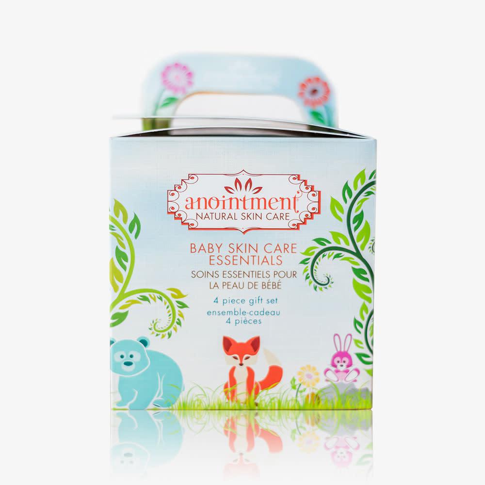 Baby Skincare Essentials Gift Set-1