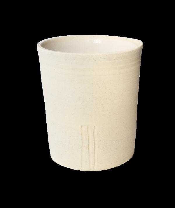 Refillable Container - Cream-1