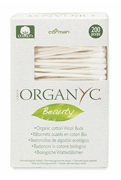 Organic Wool Buds (200/pk)