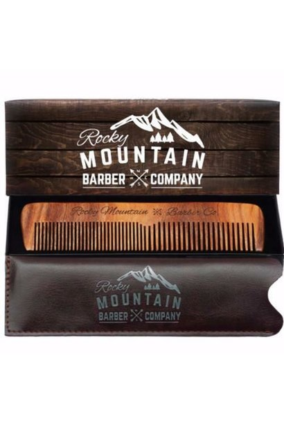 Hair Comb with Carrying Case