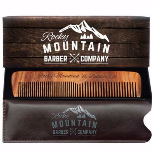 Hair Comb with Carrying Case-1