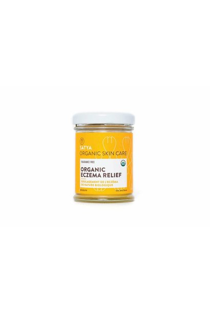 Organic Eczema Relief (two sizes available)