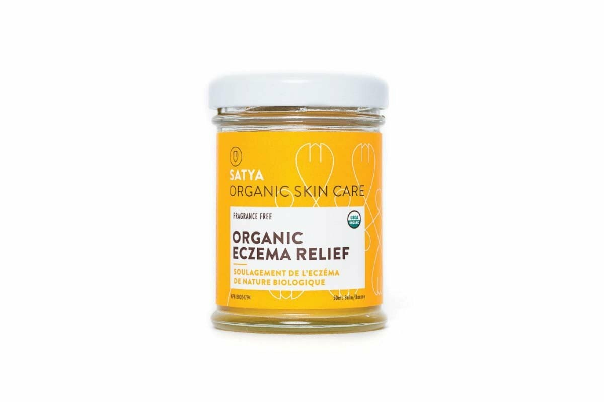 Organic Eczema Relief (two sizes available)-1
