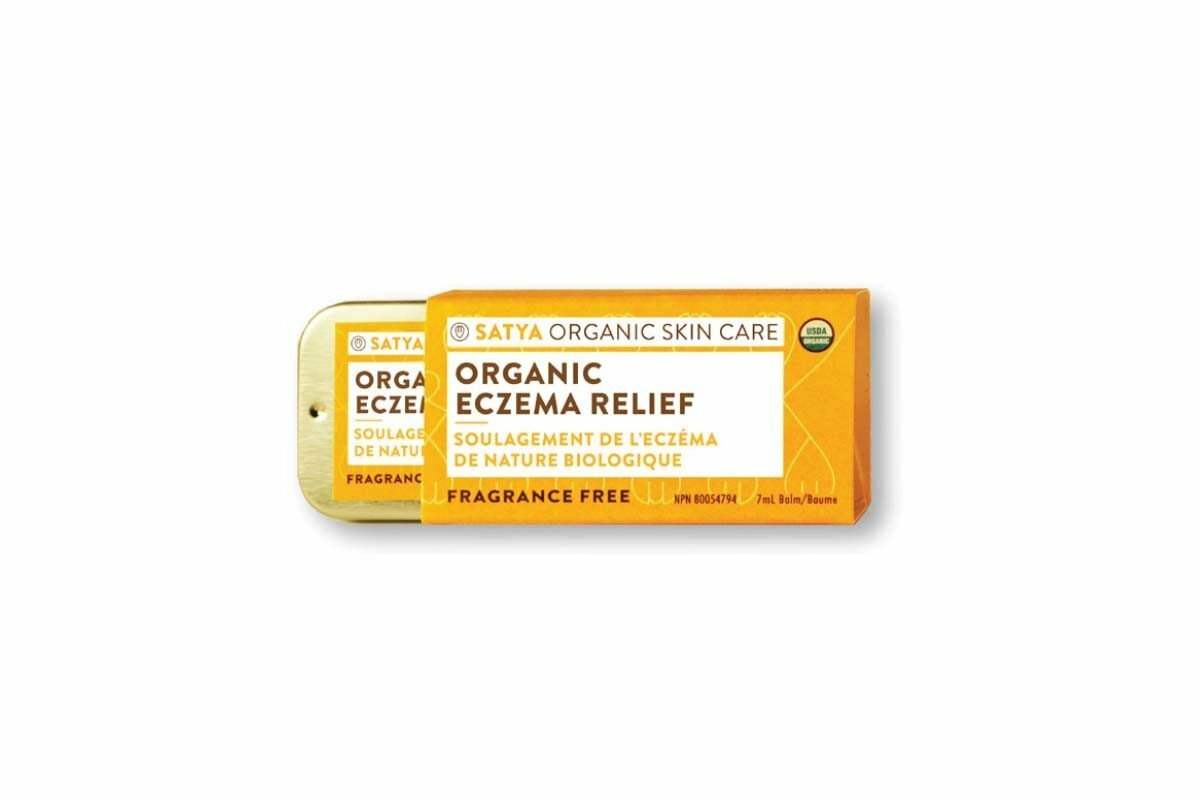 Organic Eczema Relief (two sizes available)-2