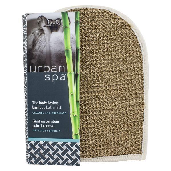 The Body Loving Bamboo Bath Mitt-1
