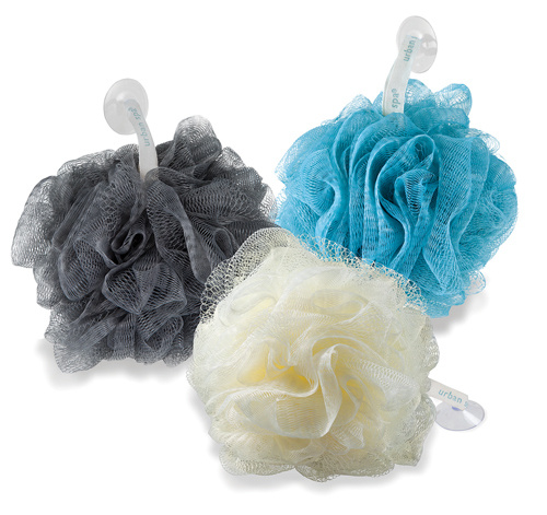 The Loads-of-Lather Pouf-1