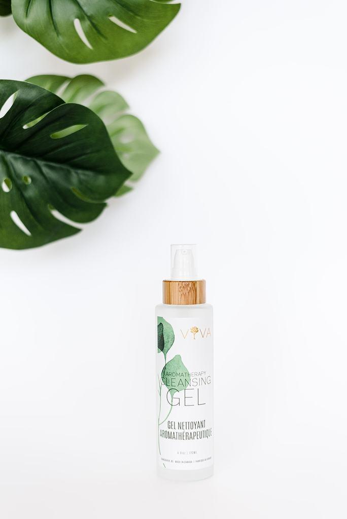 Aromatherapy Cleansing Gel-2