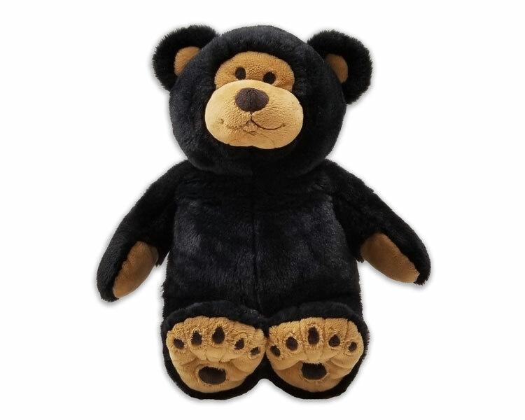Plush Bear (Black)-1