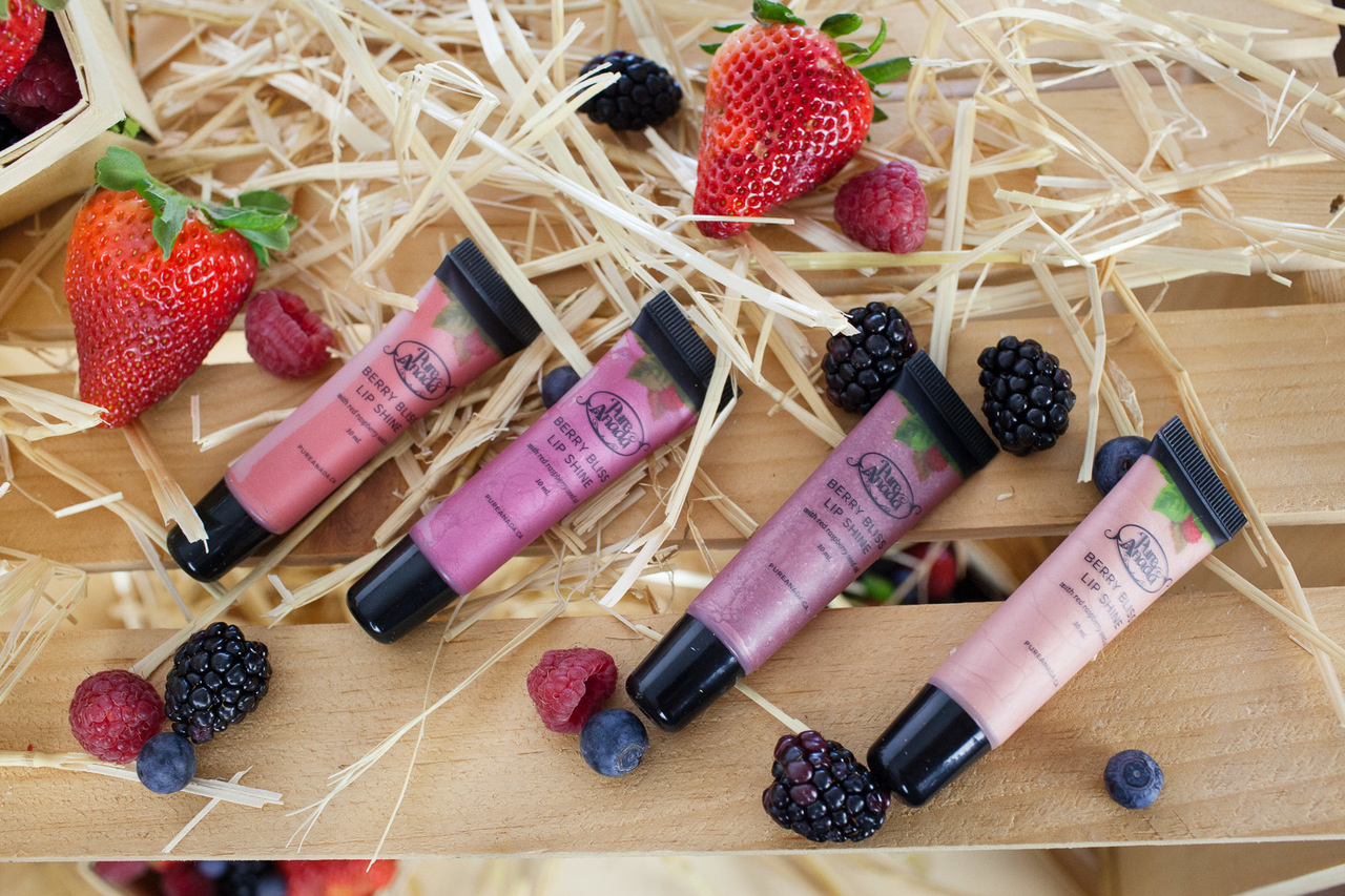 Lip Shine - Coralberry-4