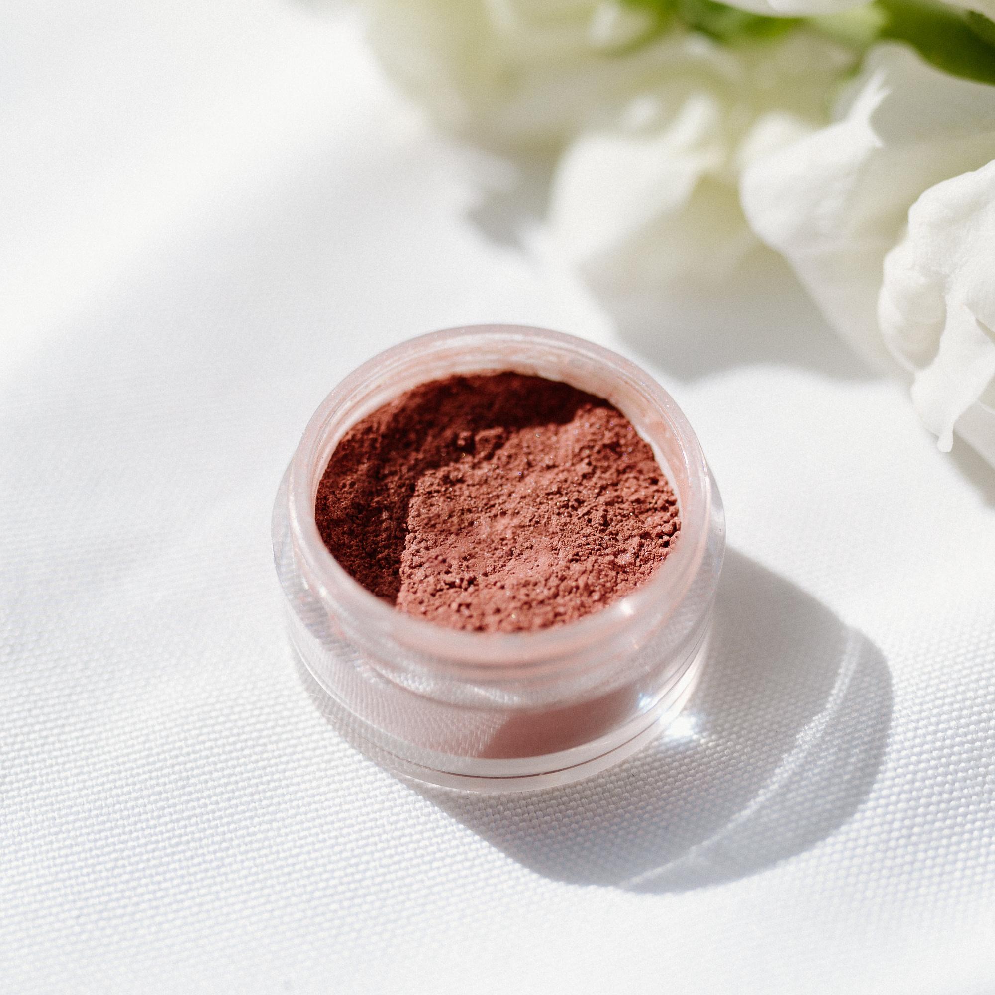 Azalea Loose Mineral Blush-1