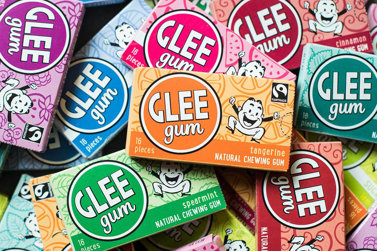 Glee Gum - 16 pieces-2