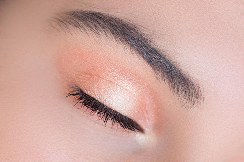 Peach Freeze Luminous Eye (Loose)-3