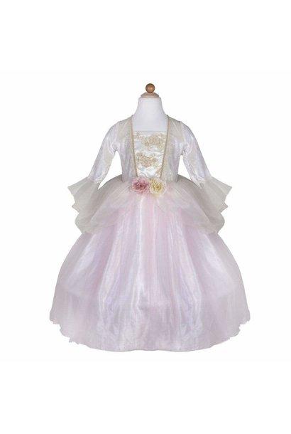 Golden Rose Princess Dress