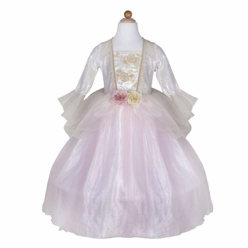 Golden Rose Princess Dress-1