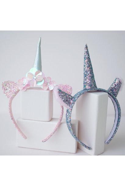 Get Glitter Unicorn Headband