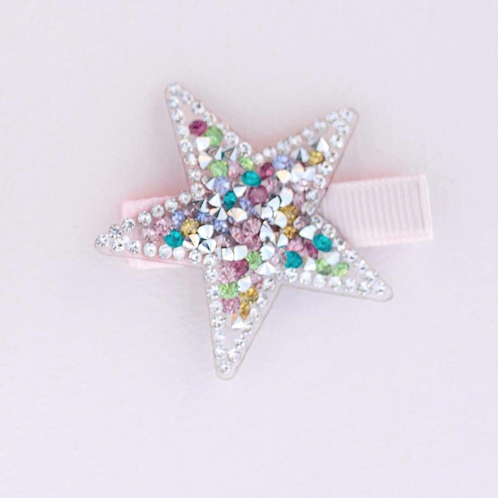 Gem Star Hair Clip-1