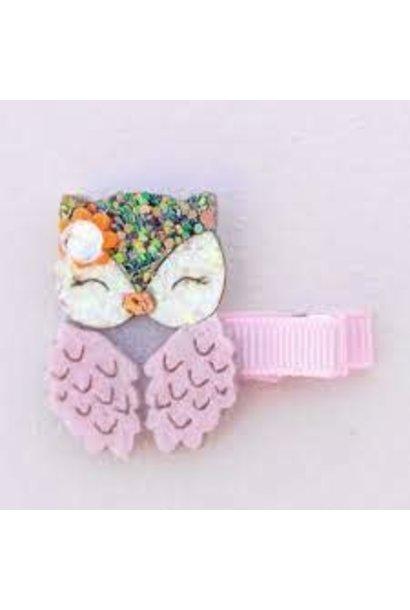 Dear Owl Hair Clip