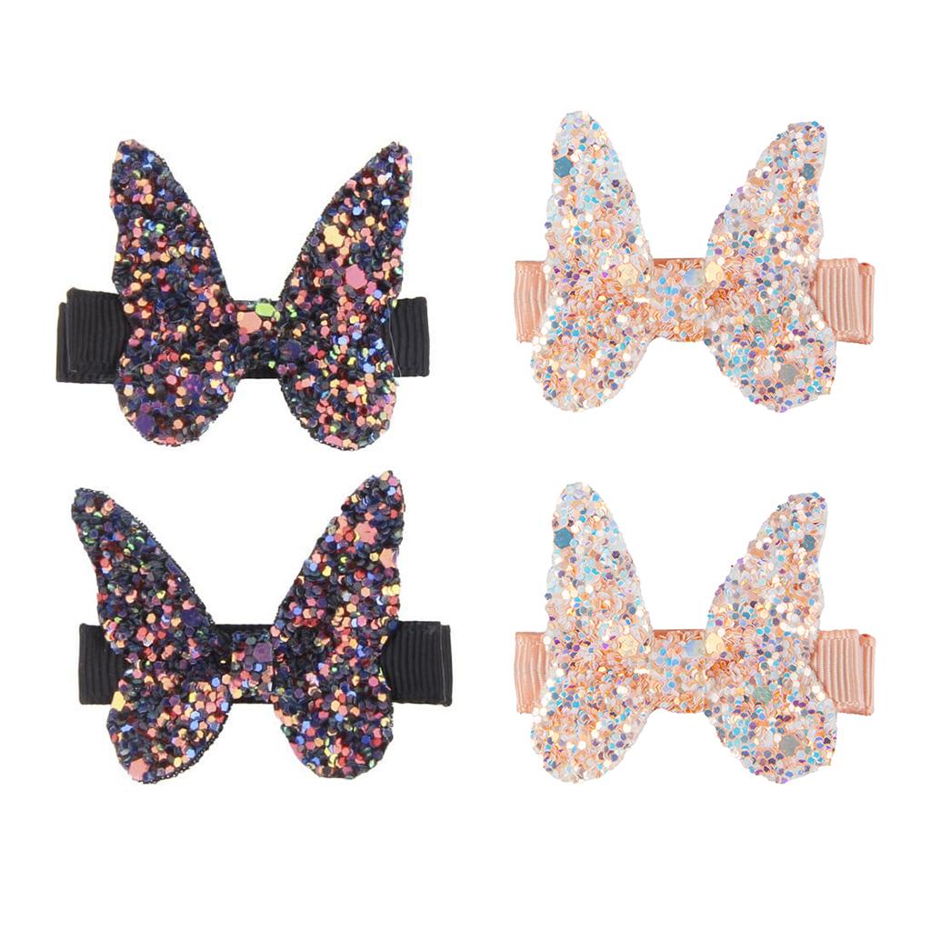 Rockstar Butterfly Hair Clip (1 pc)-1