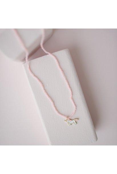 Unicorn Adorn Necklace