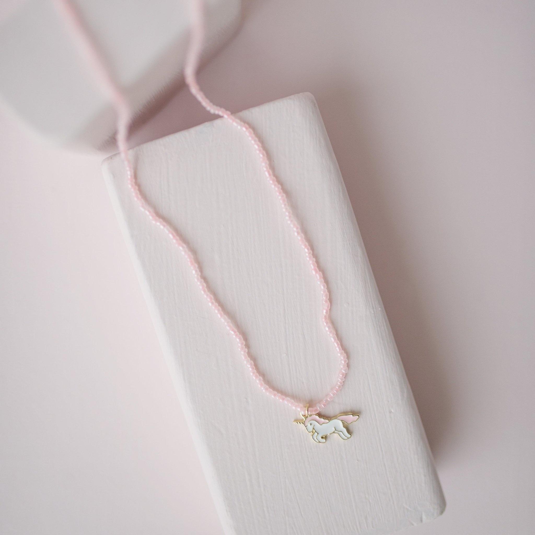 Unicorn Adorn Necklace-1