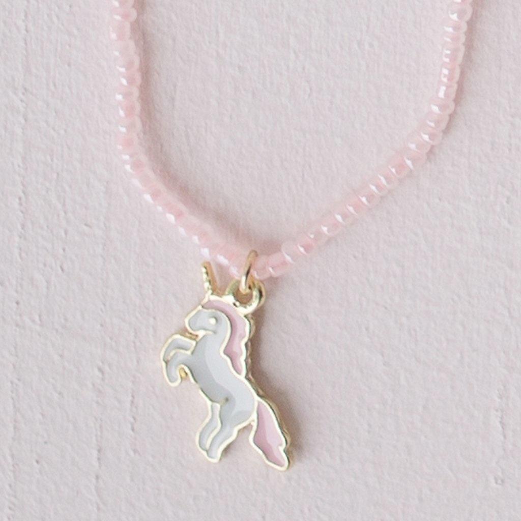 Unicorn Adorn Necklace-3