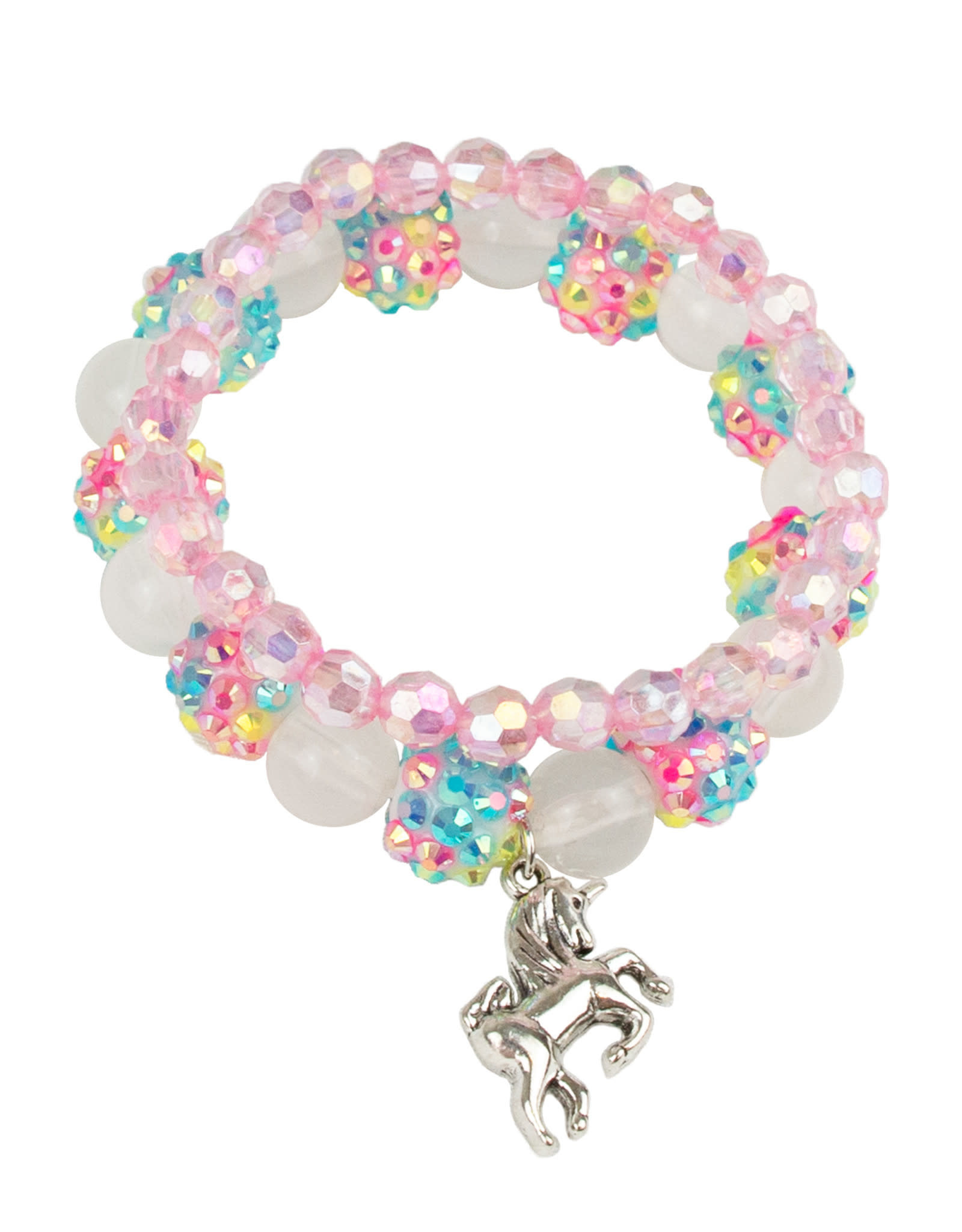 Sparkle Pony Bracelet (2pc)-1