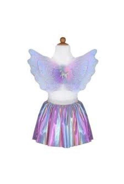 Unicorn Skirt & Wings