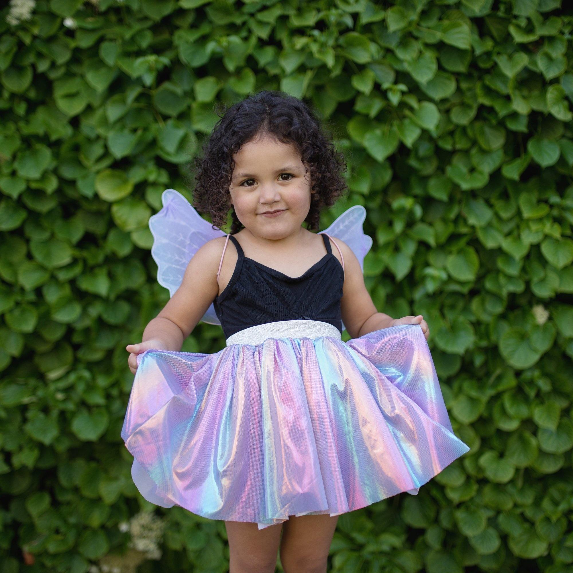 Unicorn Skirt & Wings-3