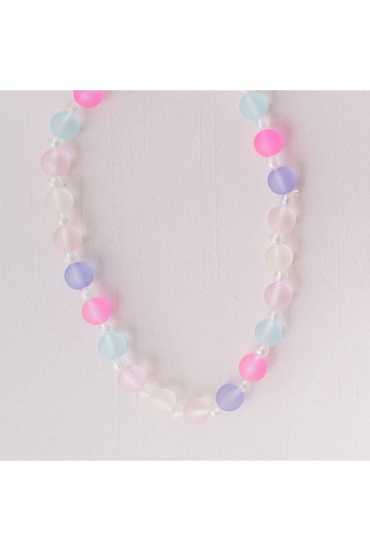 Bumpy Bead Necklace